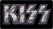 KISS T-Shirts, Tees, Tie-Dyes